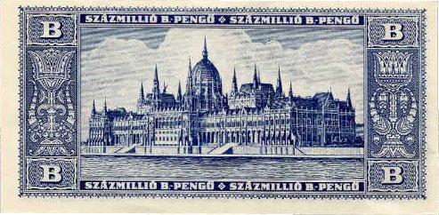 ハンガリーの大インフレ